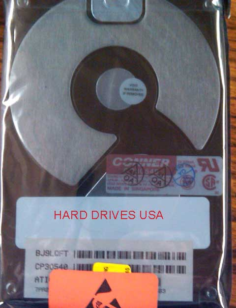 CONNER CP30540 / ST33054N hard drive